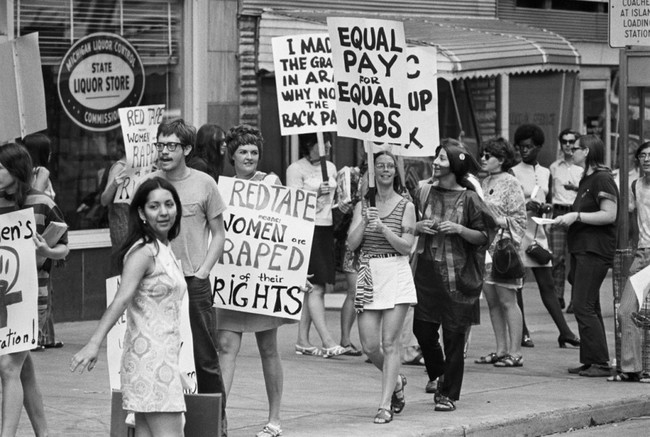 52 Fotos poderosas de mujeres que cambiaron la historia para siempre