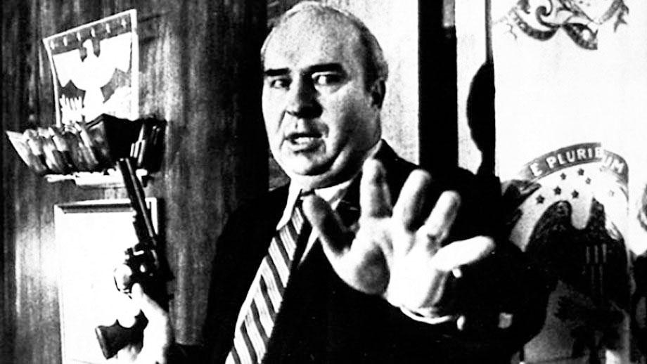 Robert Budd Dwyer