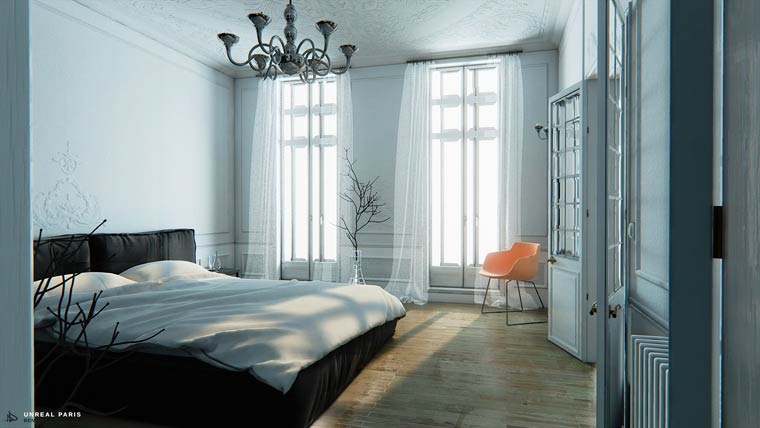 apartamento-paris-unreal-engine-1