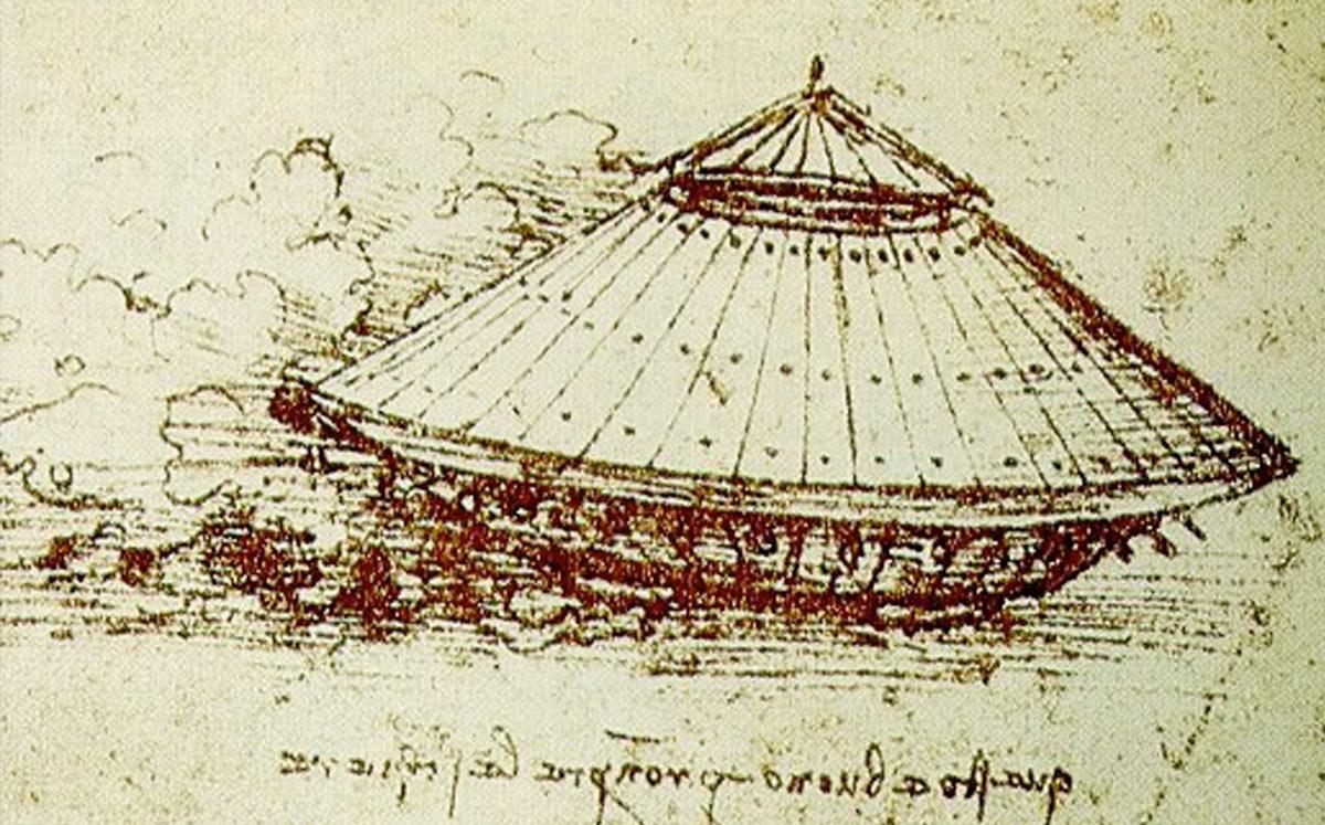 Invento de Da Vinci