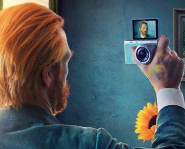 Famosos Autorretratos Reimaginados como Selfies. ¡Una Publicidad Genial de Samsung!