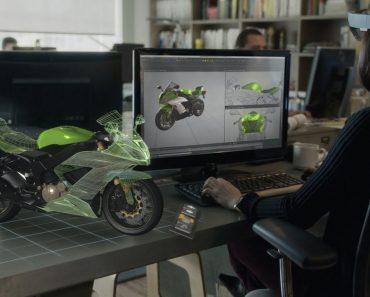 El Alucinante Sistema HoloLens De Microsoft Que Cubrirá El Mundo De Hologramas