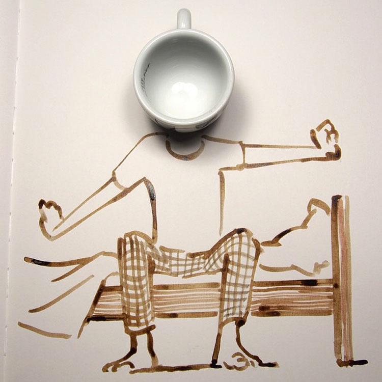 El Artista Que Asombra Cada Domingo Con Sus Sorprendentes Dibujos