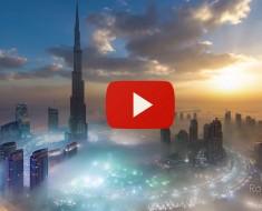 Descubre Por Qué Este Vídeo De Dubai Se Ha Hecho Viral. ¡Increíble!