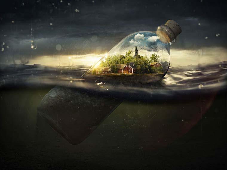 Las Fotografías Surrealistas De Erik Johansson Que Te Dejarán Perplejo