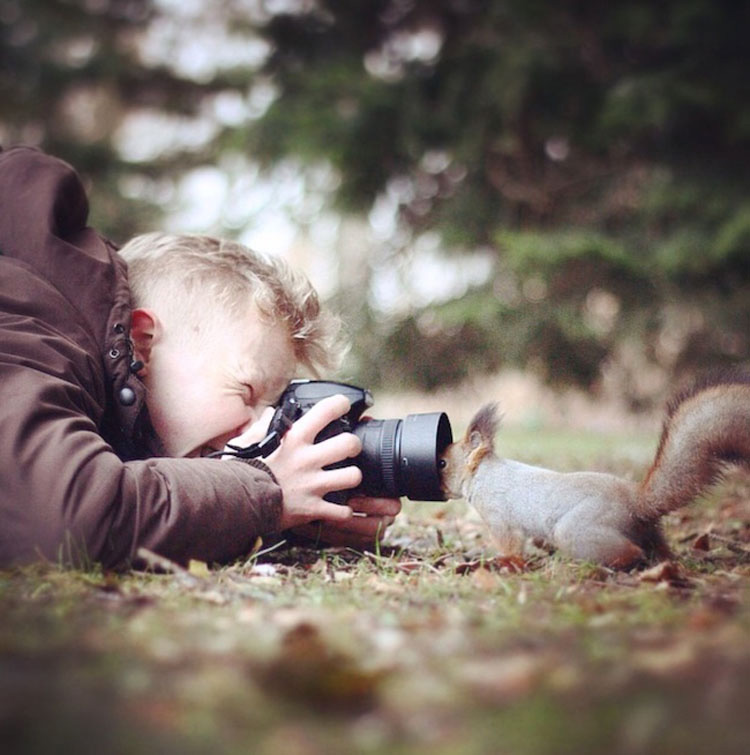 Este Fotógrafo De 21 Años Sorprende Al Mundo Con Sus Increíbles Fotografías De Animales