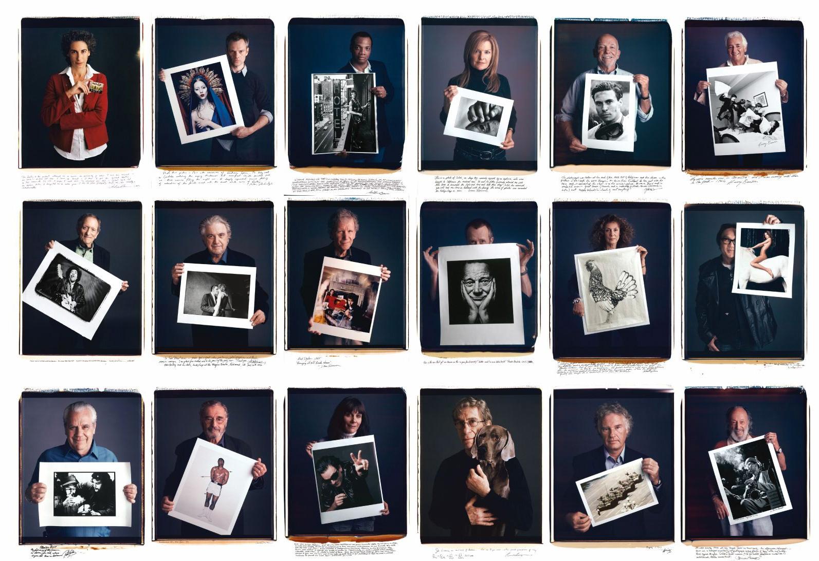 Fotógrafos Famosos Posando Con Sus Imágenes Más Icónicas. Imprescindible Ver La #7