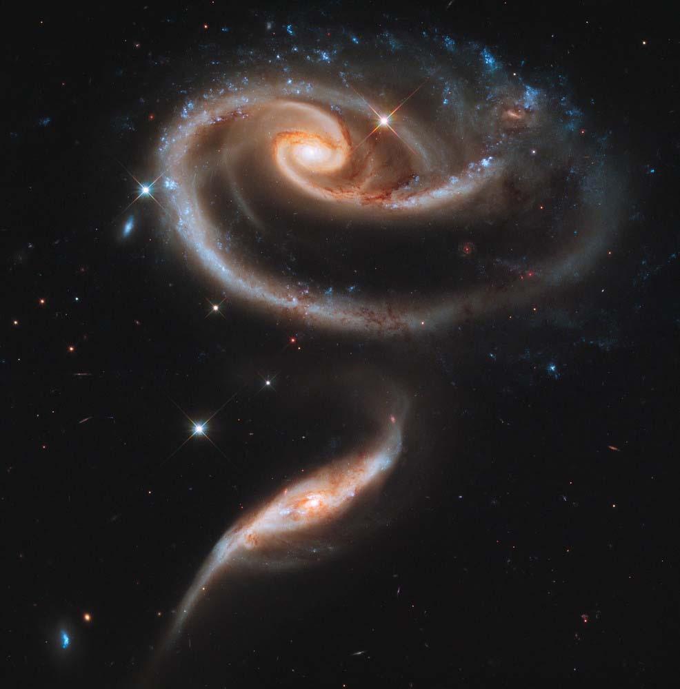 Las 25 Imágenes Espaciales Más Espectaculares Realizadas Por El Telescopio Hubble