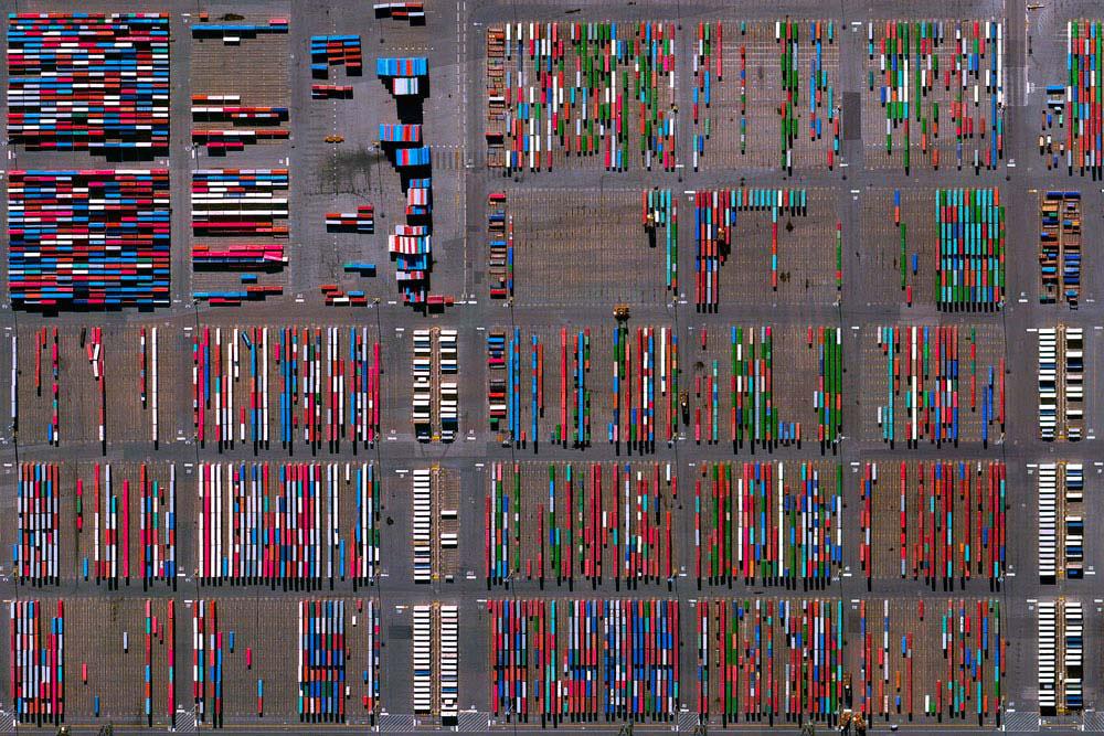 19 Imágenes Desde El Espacio De Nuestro Mundo Artificial Que Te Dejarán Sin Palabras