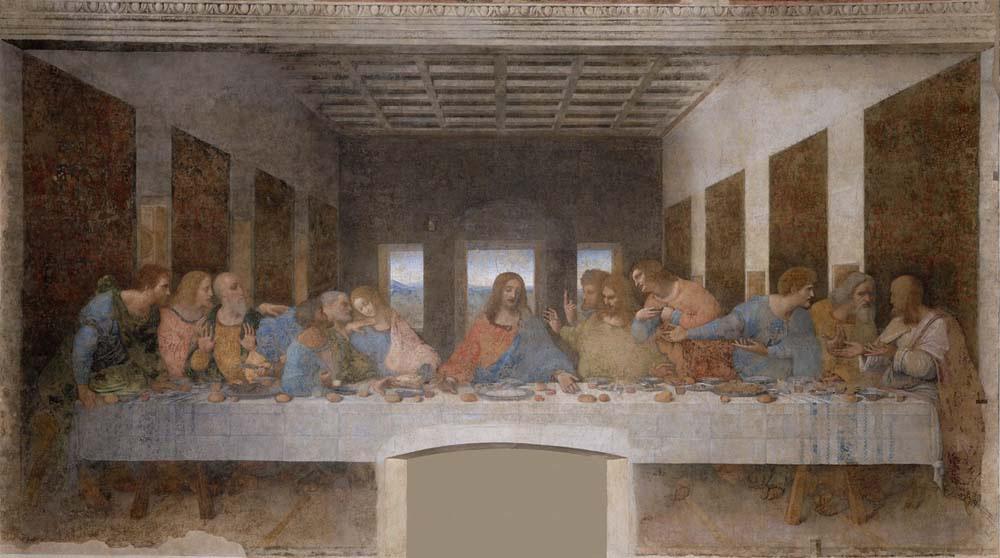 Las Sorprendentes Obras Maestras De La Pintura Sin Personas. Absolutamente Increíble 9