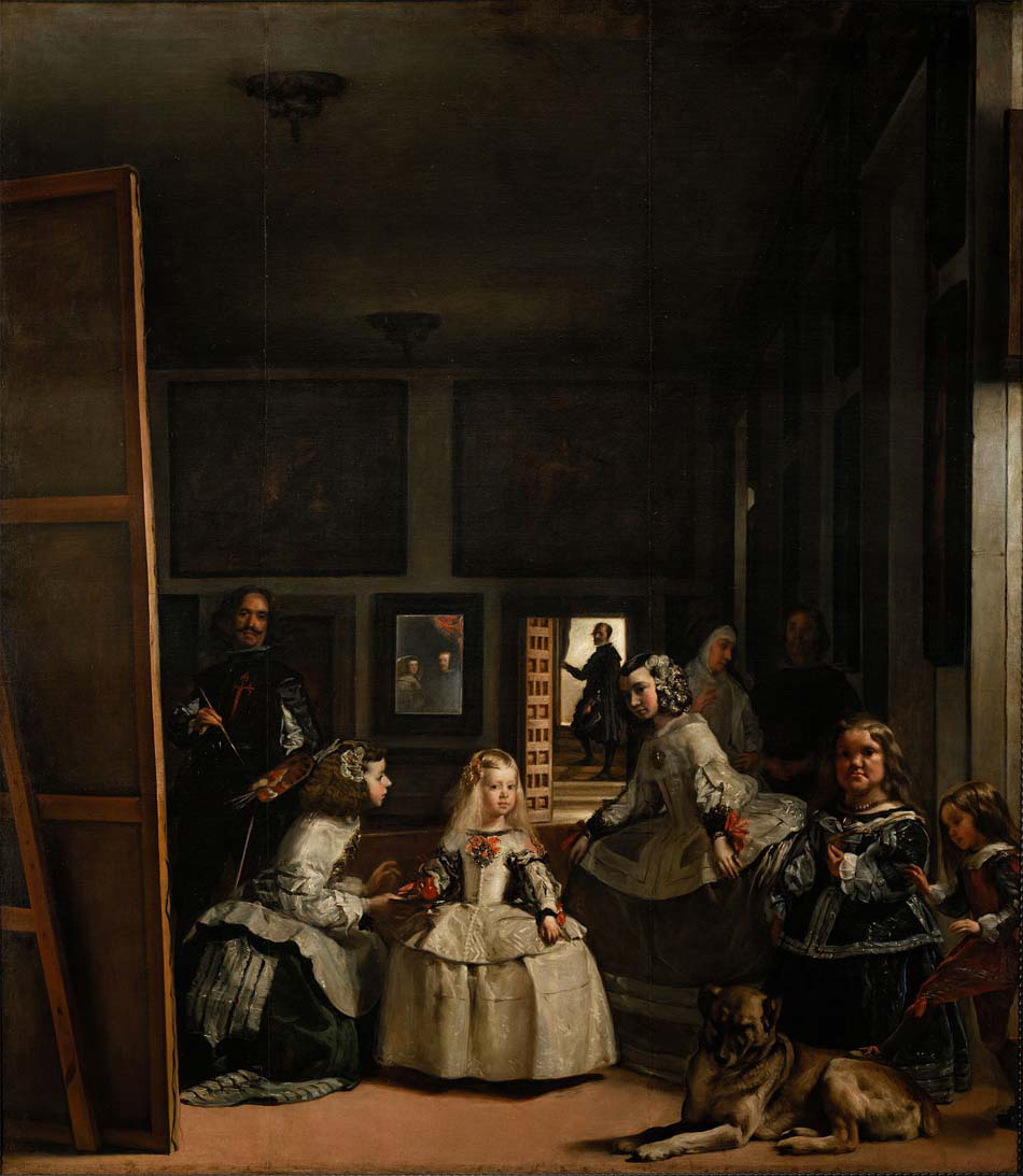 Las Sorprendentes Obras Maestras De La Pintura Sin Personas. Absolutamente Increíble 5