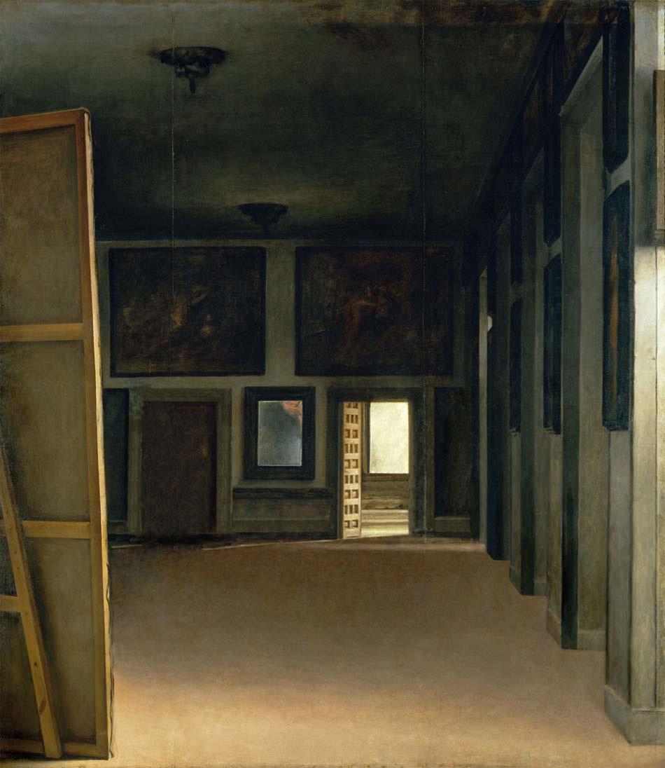 Las Sorprendentes Obras Maestras De La Pintura Sin Personas. Absolutamente Increíble 6
