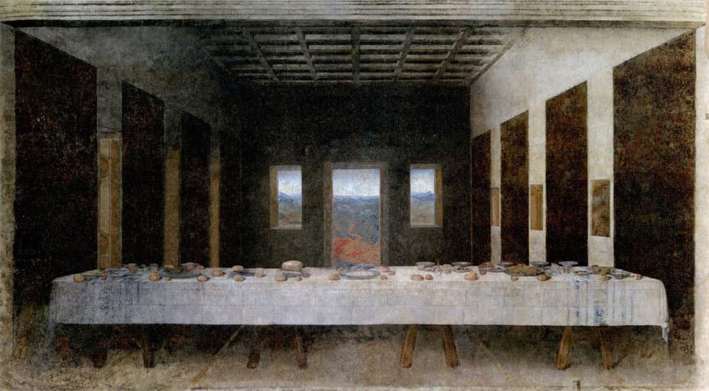 Las Sorprendentes Obras Maestras De La Pintura Sin Personas. Absolutamente Increíble 10