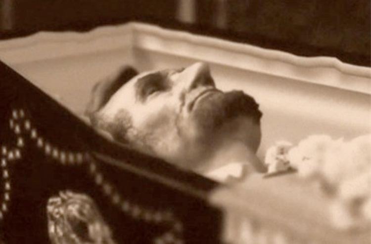 Fotografía Del Día: La Única Fotografía Conservada de Lincoln Muerto