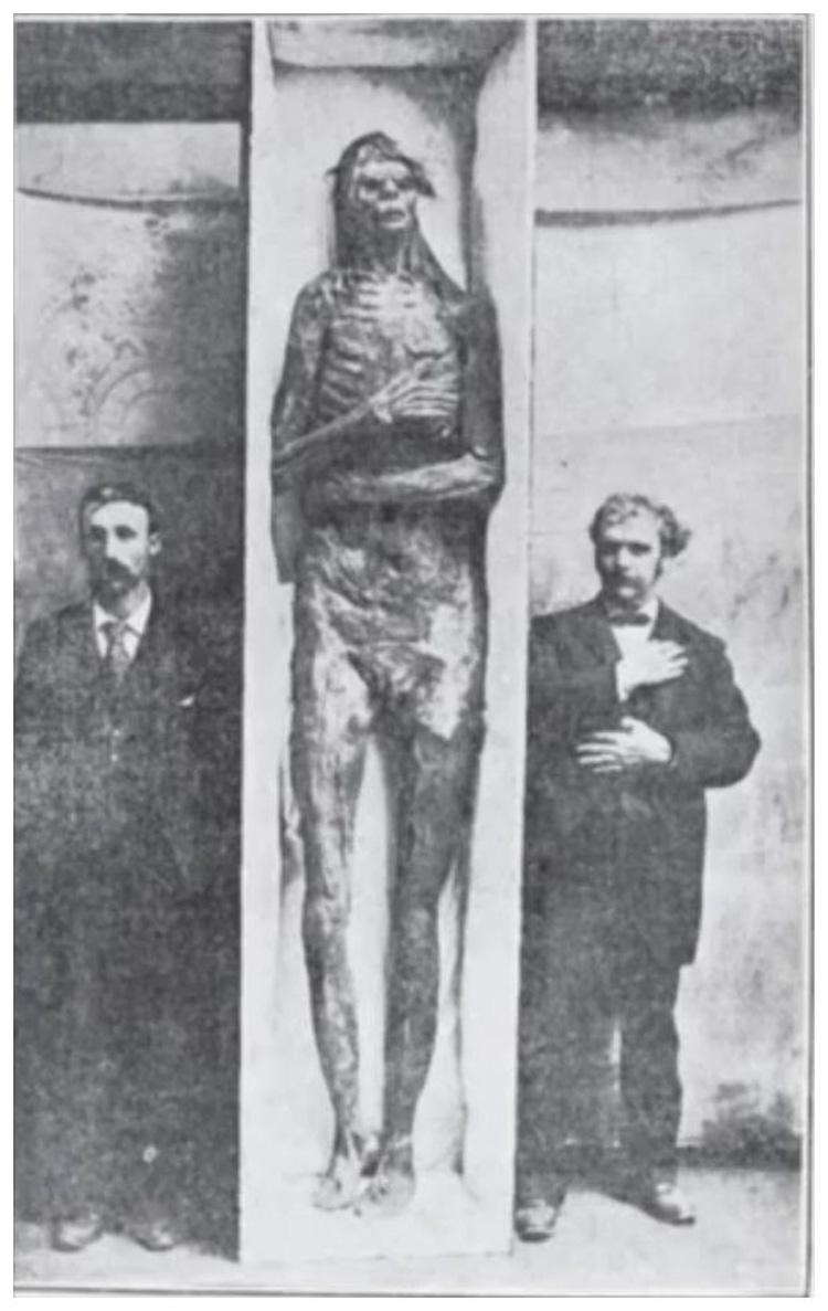 El Misterio De Los 18 Extraños Esqueletos De Gigantes Del Lago Delavan