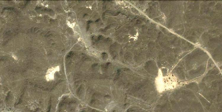 Estructuras de piedra, Arabia saudí