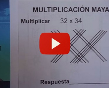Esto Te Sorprenderá: Así Multiplicaban Los Mayas. ¡Pruébalo!