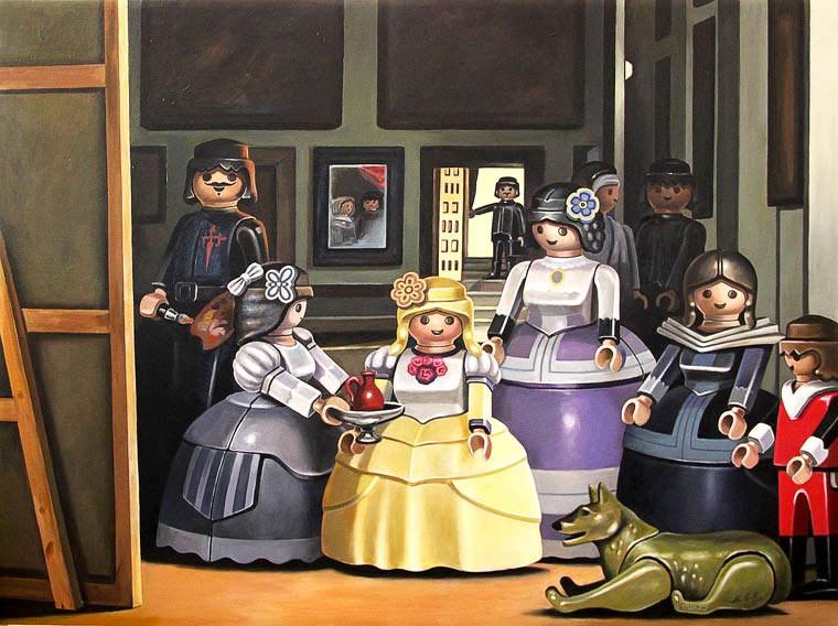 pinturas-clasicas-playmobil-8