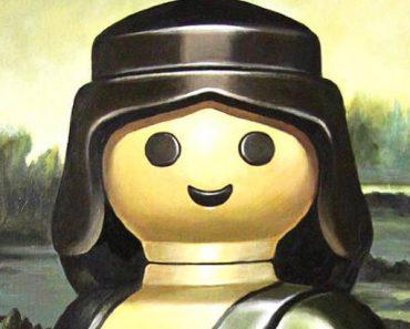 Alucinantes Estas Pinturas Clásicas Hechas con Playmobil