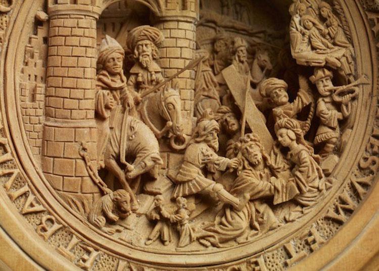 Increíble Rosario Del Siglo XVI Sorprende Al Mundo Por Su Extremo Nivel De Detalle