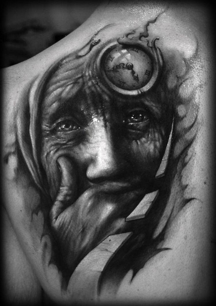 15 Tatuajes 3D Que Te Asombrarán Y Te Horrorizarán Por Igual