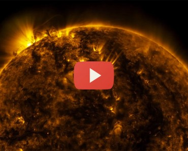 Espectacular Vídeo De La NASA Que Muestra En 3 Gloriosos Minutos La Vida de 5 Años Del Sol