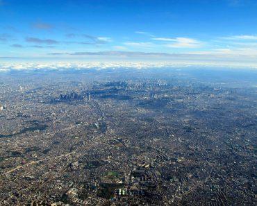 Fotografía Del Día: La Alucinante Metrópolis De Tokio Vista Desde El Aire