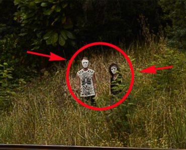 La Policía Está Buscando A Estas 2 Espeluznantes Figuras Que Aparecieron En Este Vídeo