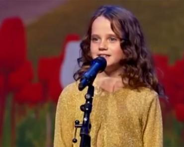 El día en que una niña de 9 años ASOMBRÓ a Holanda (y al resto del mundo)