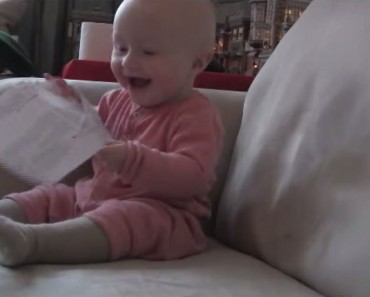Los 7 bebés más felices de YouTube