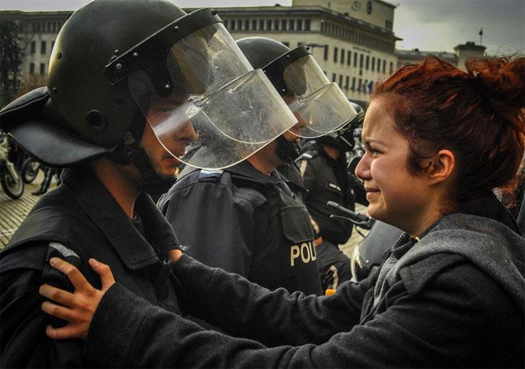 36 Poderosas Fotografías Que Hablan De La Belleza Del Ser Humano En Situaciones Difíciles