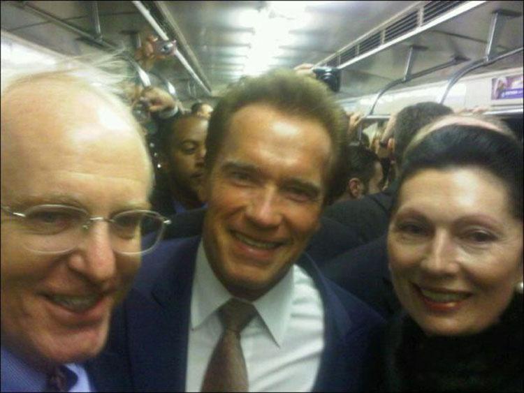 23 celebridades que han sido vistas en el metro (en algunos casos NO lo creerás)