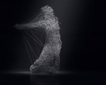 Así es como te ve una computadora cuando bailas. IMPACTANTE