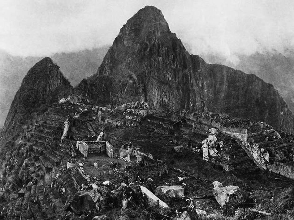 Fotografía Del Día: Primera Fotografía Machu Picchu, 1912