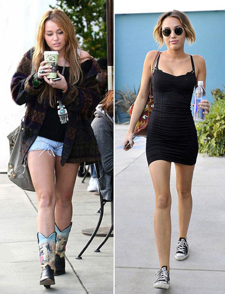 Estas 13 celebridades han transformado sus cuerpos COMPLETAMENTE