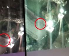 Cámaras De Vigilancia De Disneylandia Capturan Imágenes De Un Supuesto Fantasma