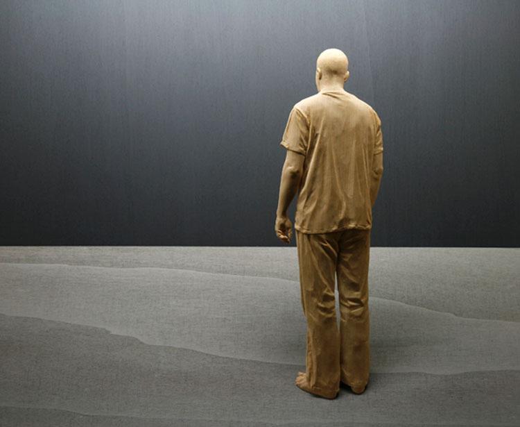Las Increíbles Figuras Casi Vivas Hechas En Madera De Peter Demetz
