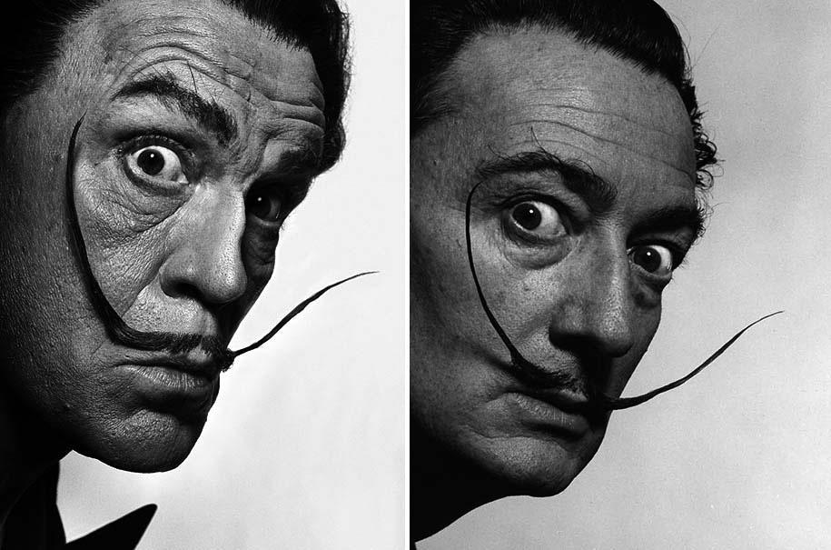 Este fotógrafo recrea fotos icónicas con John Malkovich como sujeto principal. ¡Increíble trabajo!
