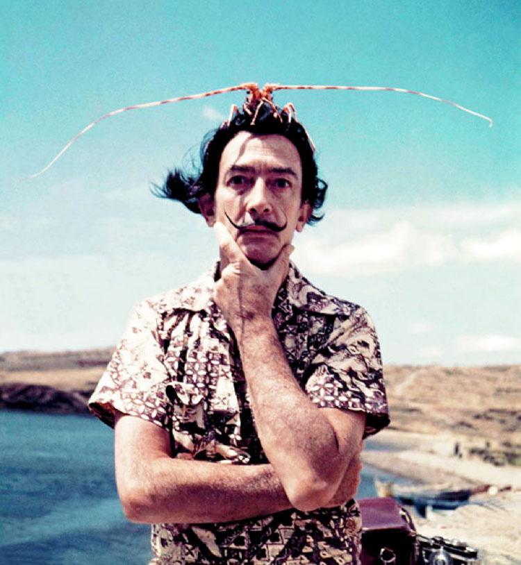 32 Espléndidas Fotos De Salvador Dalí Que Probablemente Nunca Has Visto Antes