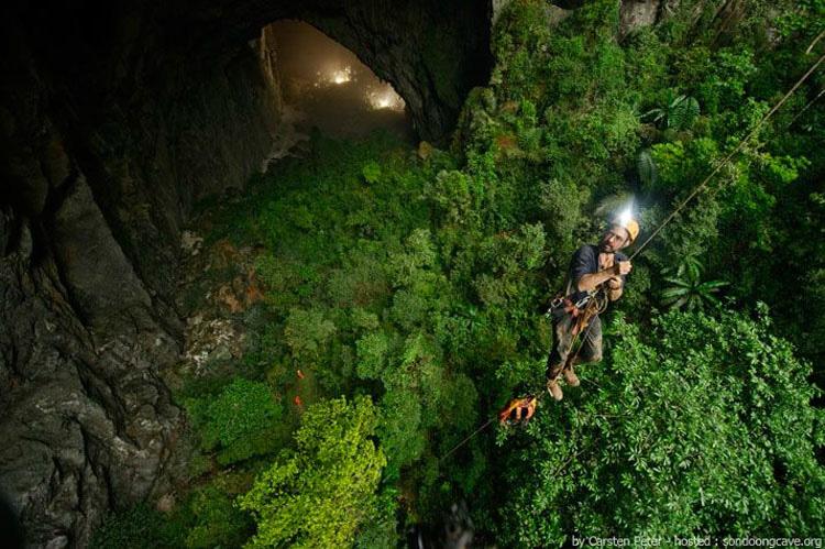 La Cueva Más Grande Del Mundo Tiene Su Propio Río, Selva Y Clima. ¡INCREÍBLES Imágenes! 3