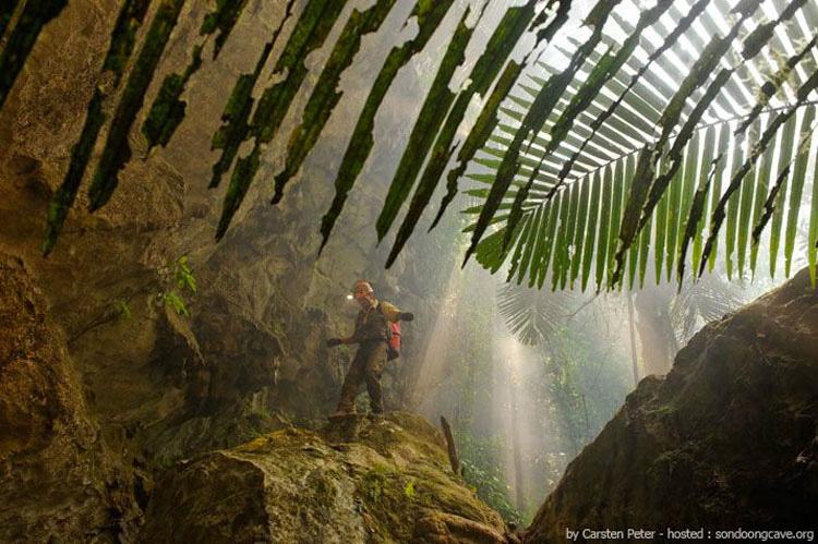 La Cueva Más Grande Del Mundo Tiene Su Propio Río, Selva Y Clima. ¡INCREÍBLES Imágenes! 7