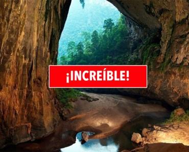La Cueva Más Grande Del Mundo Tiene Su Propio Río, Selva Y Clima. ¡INCREÍBLES Imágenes! 2
