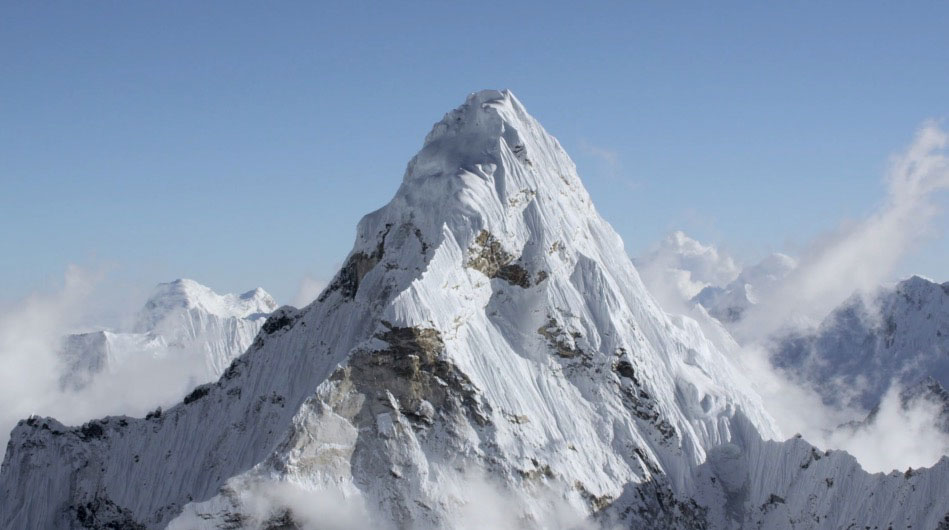 Este primer vídeo en ULTRA-HD del monte Everest y el Himalaya hizo que me quedara boquiabierto 1