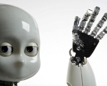Este es iCub, el niño humanoide que es capaz de expresar emociones en su cara y al hablar 1