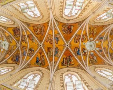 Las Fotografías Del Interior De Iglesias Que Están Sorprendiendo A todo El Mundo 1