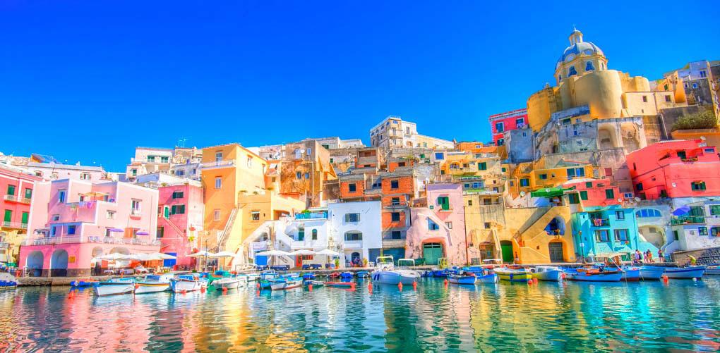 10 De Los Lugares Más Coloridos De La Tierra. Alucinantes Colores Del #8