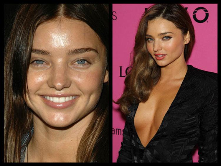 15 Modelos de Victoria's Secret sin ningún tipo de maquillaje. ¿TOP MODELS? 13
