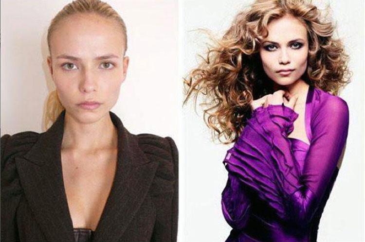 15 Modelos de Victoria's Secret sin ningún tipo de maquillaje. ¿TOP MODELS? 15