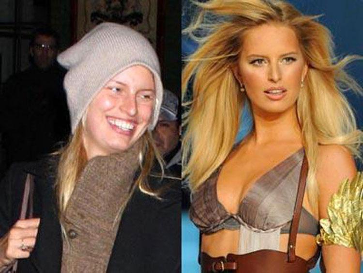 15 Modelos de Victoria's Secret sin ningún tipo de maquillaje. ¿TOP MODELS? 2