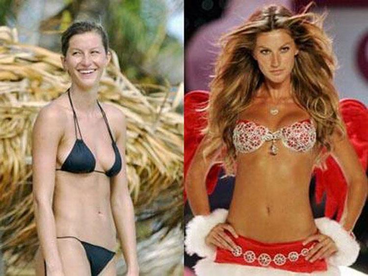 15 Modelos de Victoria's Secret sin ningún tipo de maquillaje. ¿TOP MODELS? 6